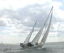 What is it about a Ketch Rig that Cruisers Like?